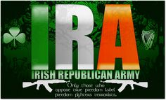 The Troubles: The Provisional Irish Republican Army resumes a ceasefire to end their campaign to end British rule in Northern Ireland. Irish Republican Army, The Ira, Celtic Nations, Irish Tattoos, Fight For Freedom, Irish Pride, Today In History, Irish American, Irish Celtic