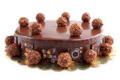 Jablková torta s čokoládou - Recept pre každého kuchára, množstvo receptov pre pečenie a varenie. Recepty pre chutný život. Slovenské jedlá a medzinárodná kuchyňa Ferrero Rocher, Place Cards, Place Card Holders