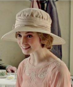 Downton Abbey - Hat - Rose