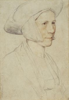 Best Of Renaissance Pencil Drawings , Hans Holbein the Younger An Unidentified Woman 1526 28 Royal, Best Of Renaissance Pencil Drawings , Renaissance Pencil Drawings Renaissance, Portrait Sketches, Portrait Art, Figure Drawing, Painting & Drawing, Trois Crayons, Hans Holbein The Younger, Silverpoint, Royal Collection Trust