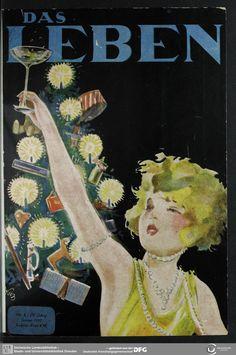 Illustrierte Presse: Werkansicht: Das Leben, 4.1926/27, H.7, Januar