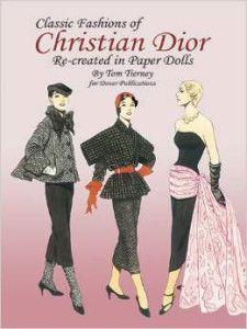Dior Fashion Paper Dolls