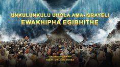 """Best Gospel Music """"UNkulunkulu Uhola Ama-Israyeli Ewakhipha EGibhithe"""" (..."""