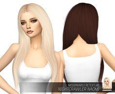 capelli the sims 4