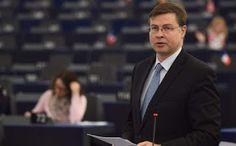 En Arxikos Politis: Βάλντις Ντομπρόβσκις: Η ελληνική κυβέρνηση ήθελε τ...