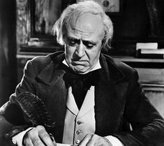 """Stalking the Belle Époque: Sunday Viewing: """"Scrooge,"""" 1951"""