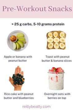 Post Workout Snacks, Pre Workout Meal, Best Pre Workout Food, Healthy Recepies, Healthy Lunches, Healthy Food, Weight Gain Diet, Weight Loss, Health And Nutrition