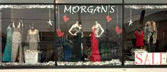 020815...Morgan's changed their window display...OPEN SUNDAYS 12-4 Come to MORGAN'S for FABULOUS SAVINGS for VALENTINE'S DAY... FASHIONS for the NEW SEASON....SEPARATES and DRESSES, PROM, WEDDINGS and PERSONALIZED SERVICE!. ..MENTION THIS POST and save $20 on purchases of $100 or more .. .(sale merchandise not included