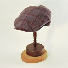 Country Gentleman Mens Parker Palneled Ivy Flat Cap