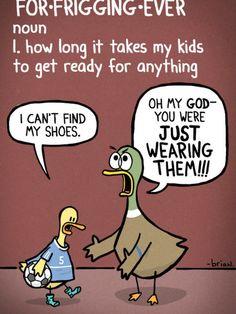 10 Comics That Hilariously Sum Up Parenthood