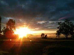Sunrise, Shady Hills, WA