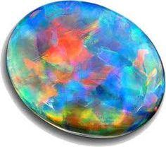 Opal,October birthstone