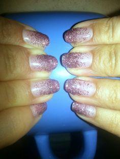 Glitter Nails ★