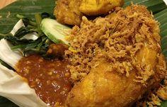 Resep Ayam Penyet Goreng dan Cara Membuat Ayam Penyet Enak