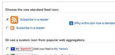 Promoting your FeedBurner feed on your WordPress.com site - FeedBurner Help