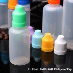 Wholesale 1500pcs LDPE 30ML plastic dropper bottle,30ML eye drops bottle,30ML e-liquid bottle,container for electronic cigarette