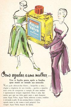 Como agradar uma mulher - #vintage