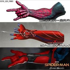 Which web shooters are your favorite? I really like the Amazing Spider-Man web shooters, specially the scene in tasm were he was making the… Spiderman Web, Spiderman Costume, Amazing Spiderman, Marvel Costumes, Thanos Marvel, Marvel Dc Comics, Marvel Heroes, Marvel Comic Character, Marvel Characters