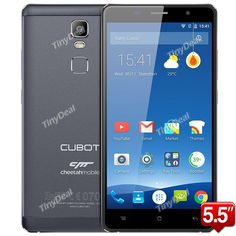 "Presell CUBOT CHEETAH 5.5\"" 2.5D FHD MTK6753 64-bit Octa-core Android 6.0 4G Phone 3GB RAM 32GB ROM 13MP CAM Touch ID P05-CHEETAH"