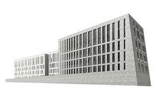 Жилой комплекс на проспекте Вернадского : Sergey Skuratov Architects
