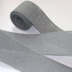 This listing is for 1 roll of burlap ribbon, measuring 3 inches wide and 3 yards long. IVORY LIGHT GREY BLUE GREY MEDIUM GREY DARK GREY BLACK  Available with edge stitching, or without. The last photo shows a close up of edge stitching.  ALL SALES ARE FINAL, if you are unsure of colors and would like to order a sample before placing a large order -- just follow this link ~ https://www.etsy.com/listing/225674428/sample-set-greys?ref=shop_home_active_5  Please note...