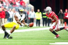 Michigan's Devin Funchess to go pro  http://espn.go.com/nfl/draft2015/story/_/id/12005441/michigan-wolverines-receiver-devin-funchess-enter-nfl-draft