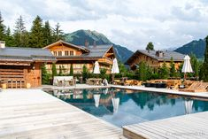 The Alpina Gstaad in Switzerland with its luxurious rooms and restaurants offers an Alpine hotel encounter of the superior kind! Alpine Hotel, Gstaad Switzerland, Hotels, Restaurant Offers, Five Star Hotel, Hotel Suites, Boutique, Hotel Reviews, Bern