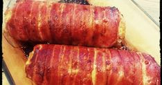 rolada z mięsa mielonego, klops, rolada w boczku, zraz Pork, Keto, Lunches, Recipes, Kale Stir Fry, Eat Lunch, Meals, Pork Chops
