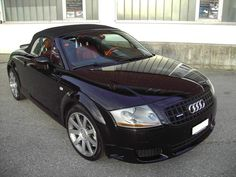 Audi TTs roadster - Day-to-day