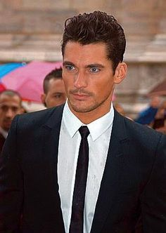 Gandy began modeling in 2002 after winning a daytime-TV model search competition (organized by Richard and Judy ).  A...