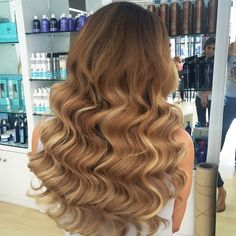"""""""Hollywood waves done by me for my beautiful client #artak_hairstylist #studio_kay"""" Photo taken by @artak_hairstylist on Instagram, pinned via the InstaPin iOS App! http://www.instapinapp.com (04/17/2015)"""