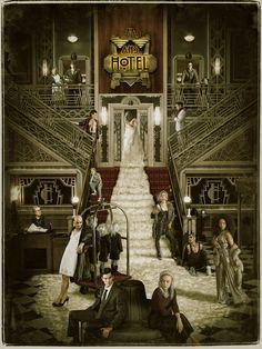 Cast poster