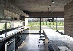 Casa Mach by Luciano Kruk