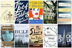 2015 (and 2014, quite frankly) has been a terrific year for debuts! Here are the debut authors who have me anxiously awaiting their next books!