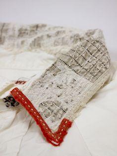 stitched collar | kapital