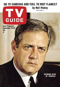 Image result for Raymond burr,