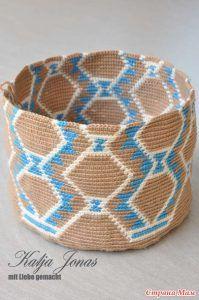Wayuu Mochilla Bag Nasıl Yapılır? 20