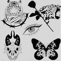 Tattoo Sketches, Traditional Tattoo, Black Tattoos, Blackwork, Tattoos For Guys, Old School, Tatting, Piercing, Tattoo Designs