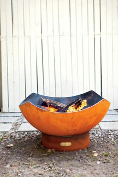 2012 Runner-Up: Home Category  Fire Pit Art: Fire Pits, Lebanon, TN (est. 2008) Photo Credit: Stacey Newgent.
