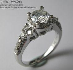 Custom Rings at Gillis Jewelers