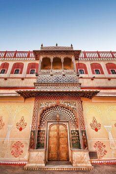Jaipur City Hindu Palace, India
