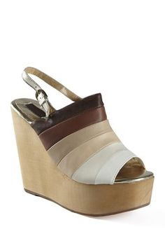 NYLA Abbey Wedge