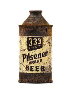 Antique beer