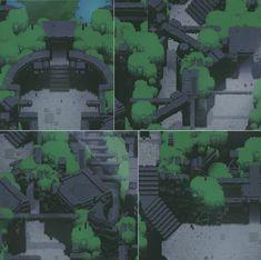 naemo (@desecratedlight)   Твиттер Pixel Life, Pixel Art Background, Isometric Art, Pixel Art Games, Fantasy Forest, Art Prompts, 2d Art, Environmental Art, Game Art