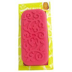 ScrapCooking ® - Ivyleaf rectangular cake mould