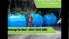 Bio Septic Tank Tangerang | Daftar Harga Septic Tank Biotech | 0853-5252...