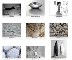 Concept Board: Natural, Organic, Luxury  #eco #interior design #inspiration