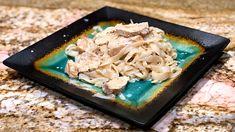 Keto Creamy Chicken Fettuccini Alfredo Recipe