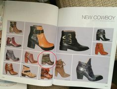 ARS Sutoria, Italian professional footwear publication, issue #402, April 2015 Darkwood shoes, women model from the Fall/Winter 2015/16 collection #fashion #footwear #shoe #style #leather #boots #booties #khaki #comfort #shoeoftheday #styleoftheday #winter #fall #collection #casual #women #trends #trendy