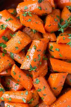 Honey Roasted Carrots   Cooking Classy
